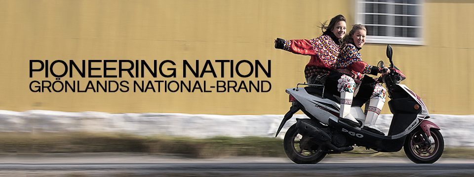 Pioneering Nation Branding